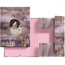 BOX ANEKKE BALLERINA FORMAT A4 RH20841