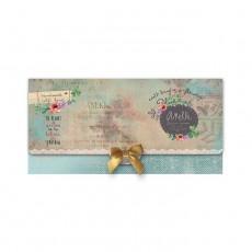 ANEKKE-luxusná obálka s kartičkou 87-6000