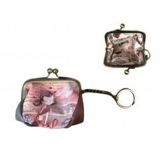 Sweet & Candy-peňaženka s kľúčenkou C-069-2D